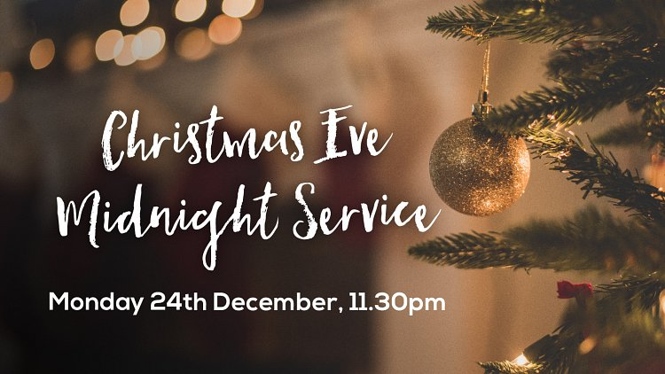 Christmas Eve Midnight Service